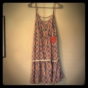 CUTE STRAPPY MOSSIMO SUNDRESS, XL, NWT